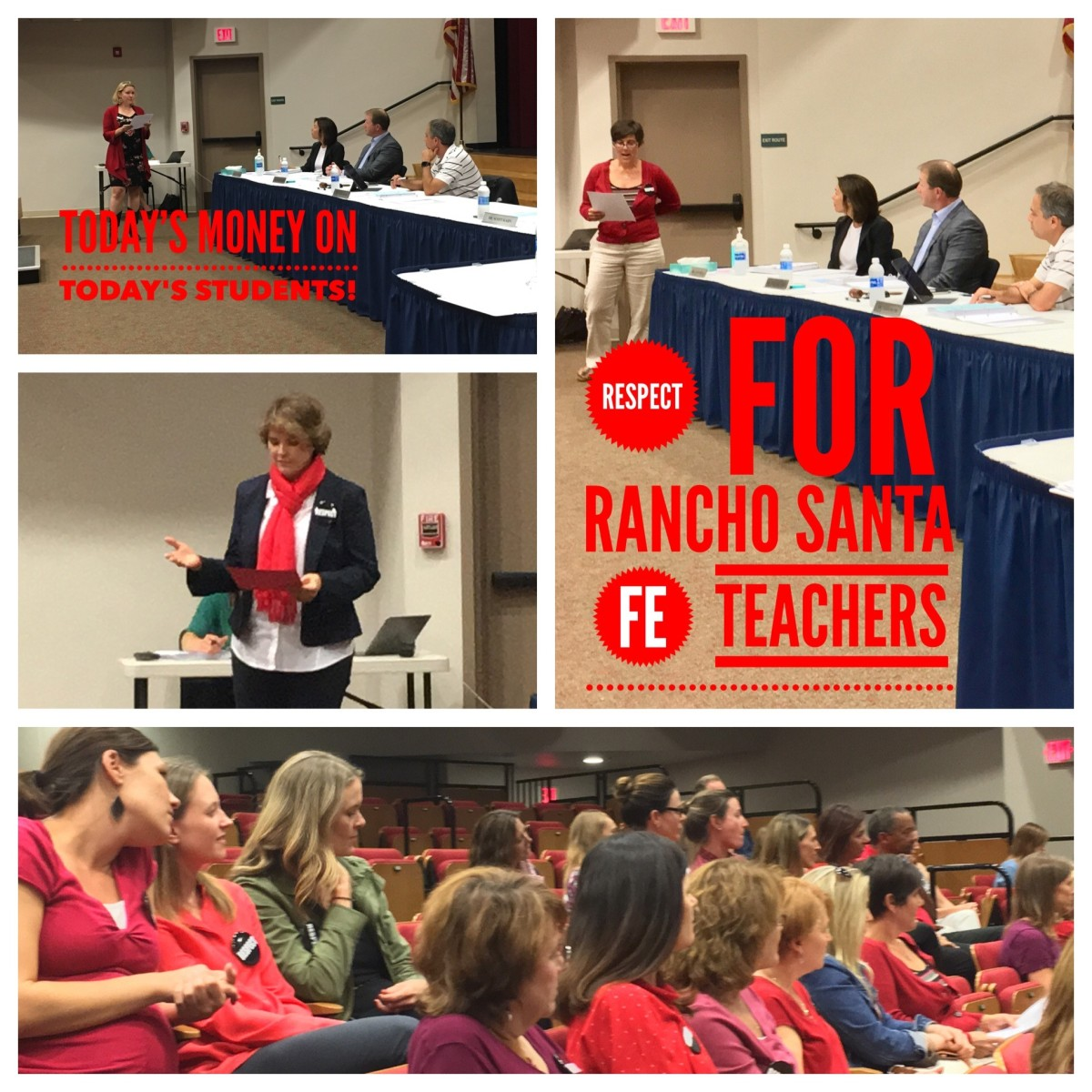 Rancho Santa Fe Faculty Ask School Board Why Are You Withholding